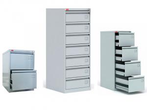 Шкафы картотечные для хранения документов (картотека-файл)