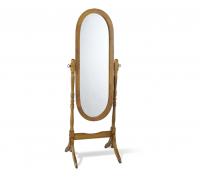 Зеркало напольное 12600SS Sheffilton светлый орех