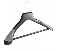 2KV48-01/Пластиковые вешалки-плечики для одежды с перекладиной