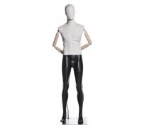 Atelier M-02 /Манекен мужской (с подвижным торсом, деревянными руками)