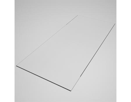 GLPR 42 Полка стекло для рамы 600х400 мм