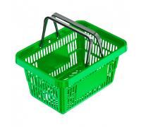 PL–704 /Корзина покупателя, пластик (2 ручки), 20 л