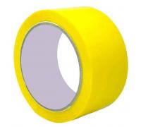 Лента-скотч, жёлтая 48мм*66м*45мкм