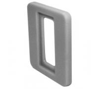KZ02-SL1 / Декор для крепления на панель (прямоугольник)