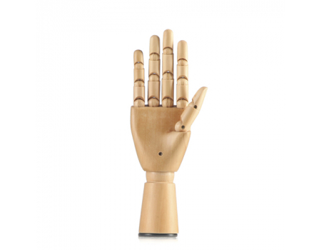 H-05 /Манекен руки (деревянный)
