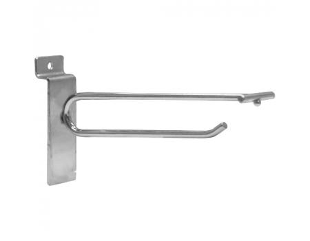 Крючок двойной для F 341 (L-150)