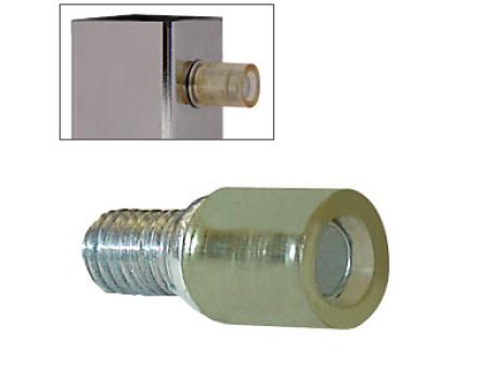 Полкодержатель с резьбой М5 в пластиковом чехольчике