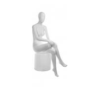 RETRO 13F-01M /Манекен женский, сидячий