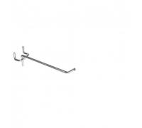 S 290 /Крючок одинарный на перфорацию (L-100, d-4мм, шаг 25мм)