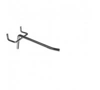 S 290-T /Крючок одинарный на перфорацию (L-100, d-6мм, шаг 50мм)