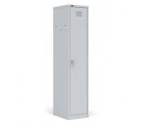 Шкаф для одежды металлический, односекционный ШРМ-11