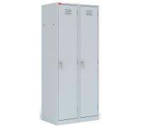 Шкаф для раздевалок, модульный металлический, ШРМ-22-М