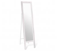 Зеркало напольное Альберо SHT-М1 Sheffilton беленый