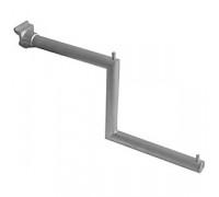 USB02-04 (d-19) /Кронштейн ступенчатый (d-19мм, L-300)