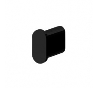 3015 /Заглушка для овальной трубы 30х15х1,5 (пластик)