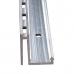 2 / Алюминиевый профиль с одиночной перфорацией (L-2400мм)