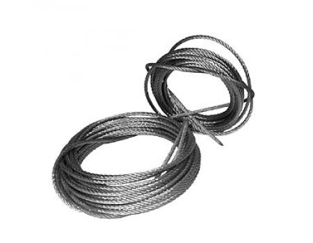 4000-11(2,0) /Трос (d-2 мм, декоративный)
