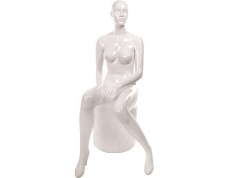 EGO 08F-01G /Манекен женский, сидячий