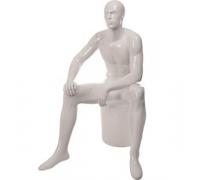 EGO 34M-01G /Манекен мужской, сидячий