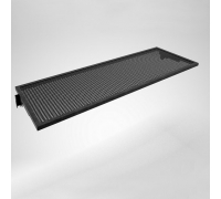 FIT011B / Полка в раме (900х355мм, сетка)