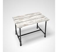 FIT023V2 / Полка для каркаса стола FIT 022 (ДСП)