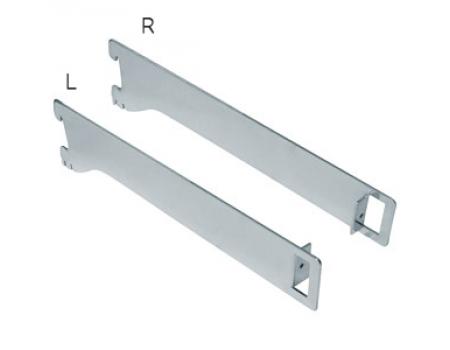 GL 57R.HL /Держатель прямоугольной трубы (правый, L-300)