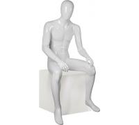 Glance 10 /Манекен мужской, сидячий