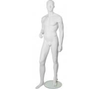 IN-31Alex-01M /Манекен мужской, скульптурный