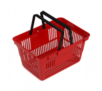 PL–703 /Корзина покупателя, пластик (2 ручки), 20 л