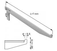 NX-12 /Кронштейн для полок (L=350мм)