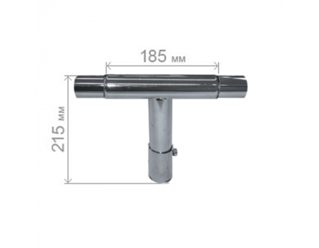 GD 0602 /Ограждение от тележек - промежуточная стойка