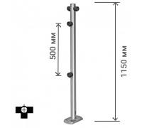 ME 1150 1-2 2-90 – Стойка высокая трёхсторонняя