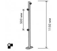 ME 1150 1-2 1-90 R – Стойка высокая двухсторонняя правая