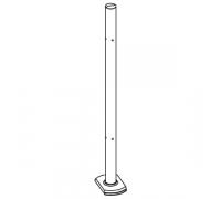Столбик стационарный d 50 мм h-1498 мм