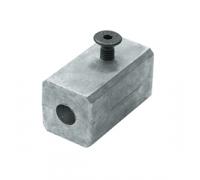 PR 023 b /Консоль для трубы со стенкой 2 мм (25х25мм)