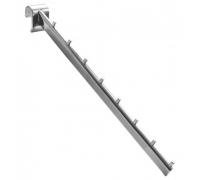 R (U) 405 /Кронштейн наклонный (усиленный зацеп) L-400мм