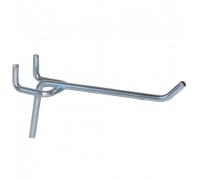 Крючок штырьевой 100 мм для буклетниц Бриг и Парус