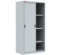 Шкаф купе бухгалтерский-архивный, металлический ШАМ - 11К