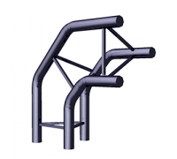 TS-6 /Угол (3-х труб, вертикальный)