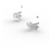 301 MD6 H1 /Держатель прямоугольной трубы (левый)