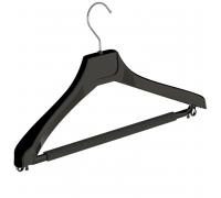KV 52-1/Пластиковые вешалки-плечики для одежды с перекладиной